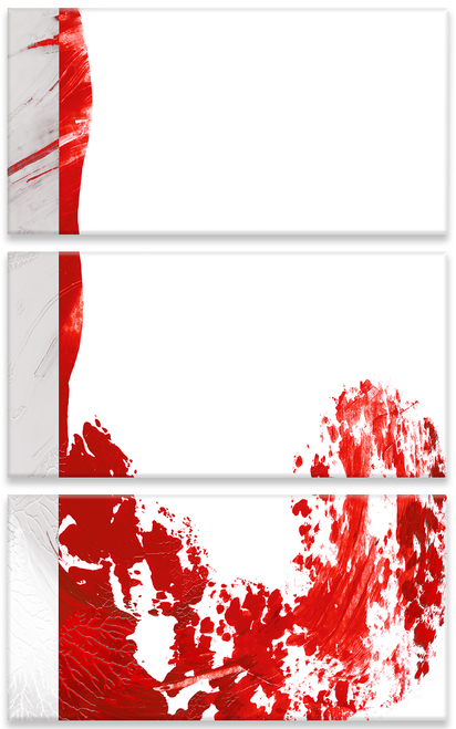 Mission Vertical Triptych