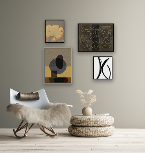 Gallery Wall Set 4