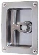 Recessed Handle Cam Latch, dollar0.00 - Standard California Access Doors