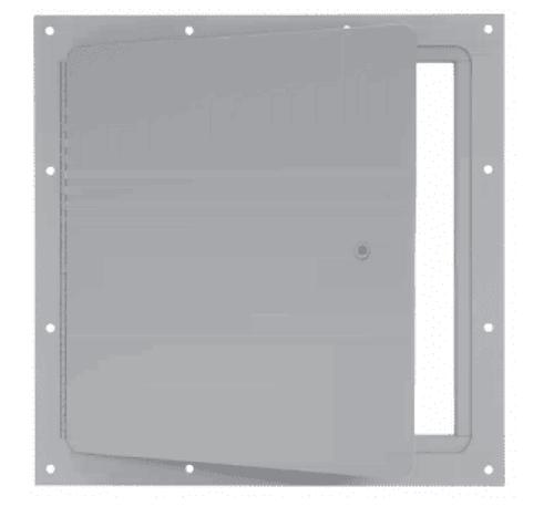 14 x 14 - 2 Hour Fire-Rated Un-Insulated Surface Mount Access Door California Access Doors