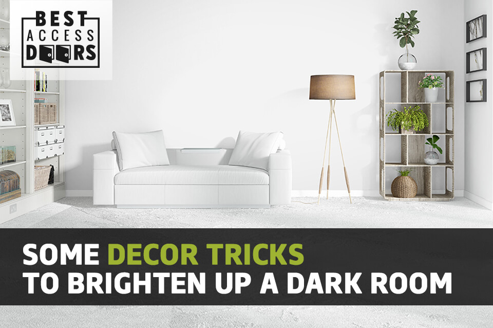 Some Decor Tricks To Brighten Up A Dark Room