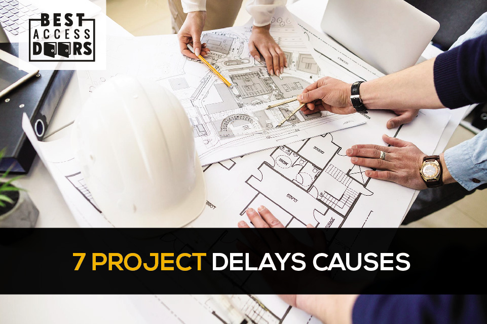 7 Project Delays Causes