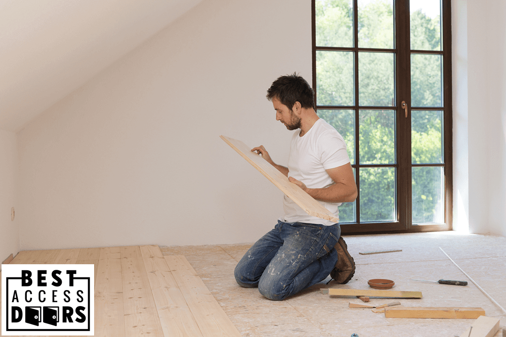A Walk-Through Flooring Options