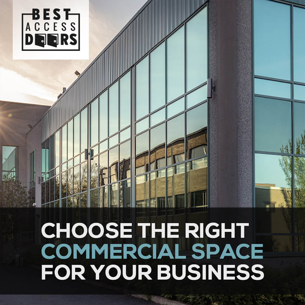 Choose the Right Commercial Space for Your Business