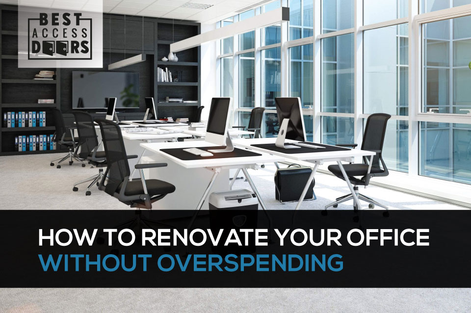 How to Renovate Your Office Without Overspending