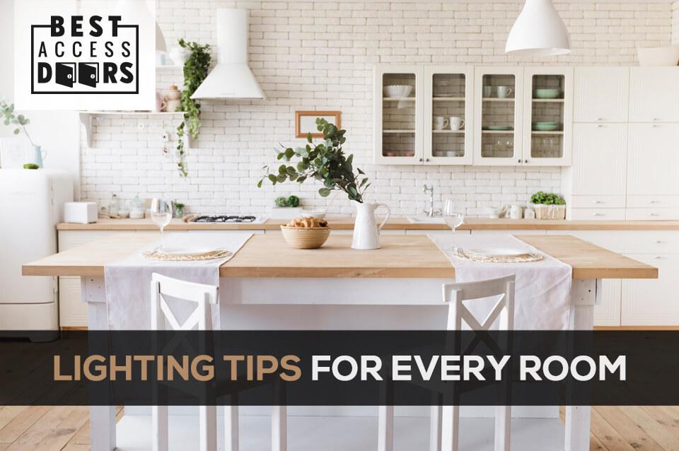 Lighting Tips For Every Room