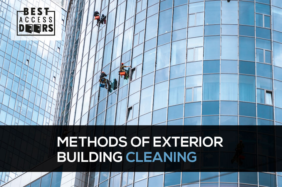 Methods of Exterior Building Cleaning