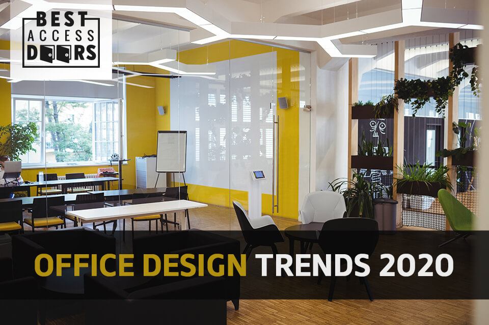 Office Design Trends 2020