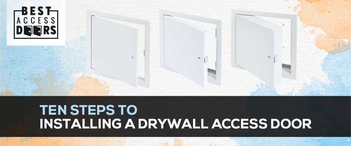 10 Advice on Why To Invest Drywall Access Door