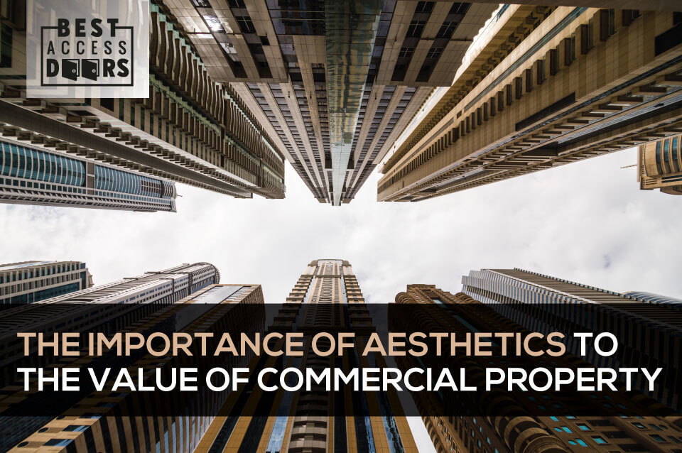 The Importance of Aesthetics to the Value of Commercial Property