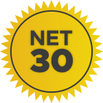 Our company has the Net 30 on our invoice to ensure we provide our clients enough time to pay.