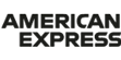 You can checkout and pay for your purchased products using an American Express card.
