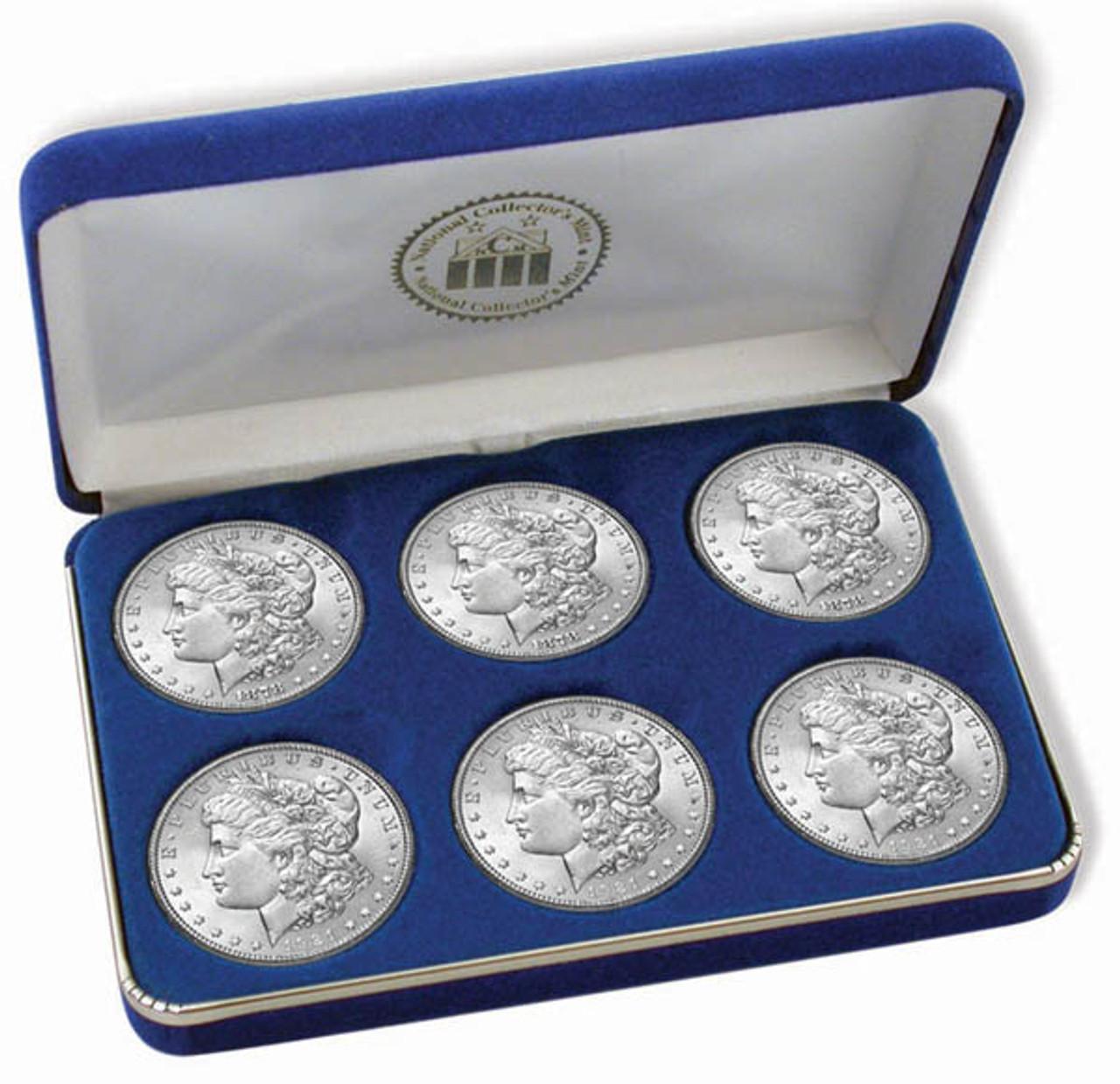 1878/1921 Morgan Dollar Set