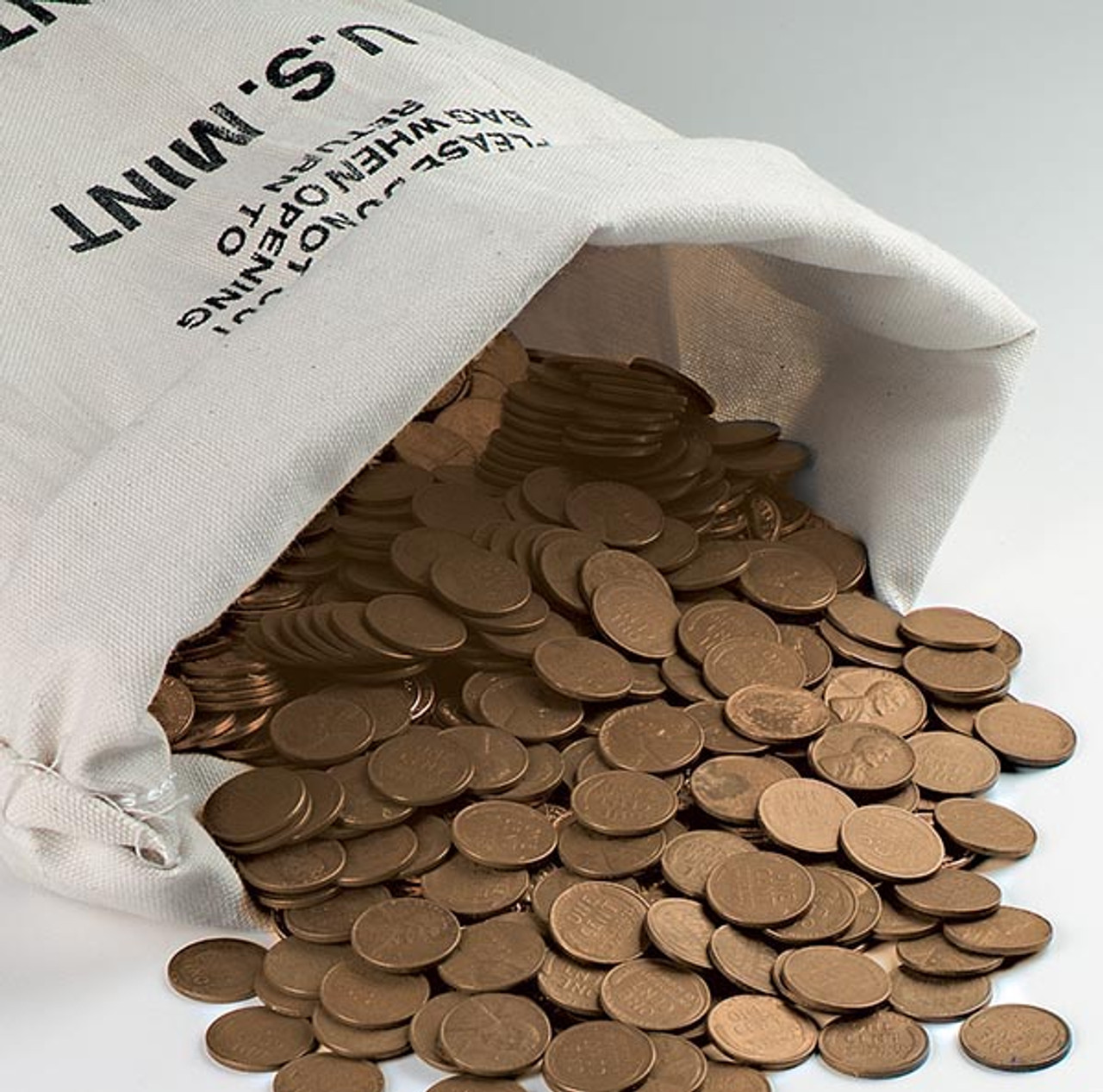 3 Pounds Of Lincoln Wheaties