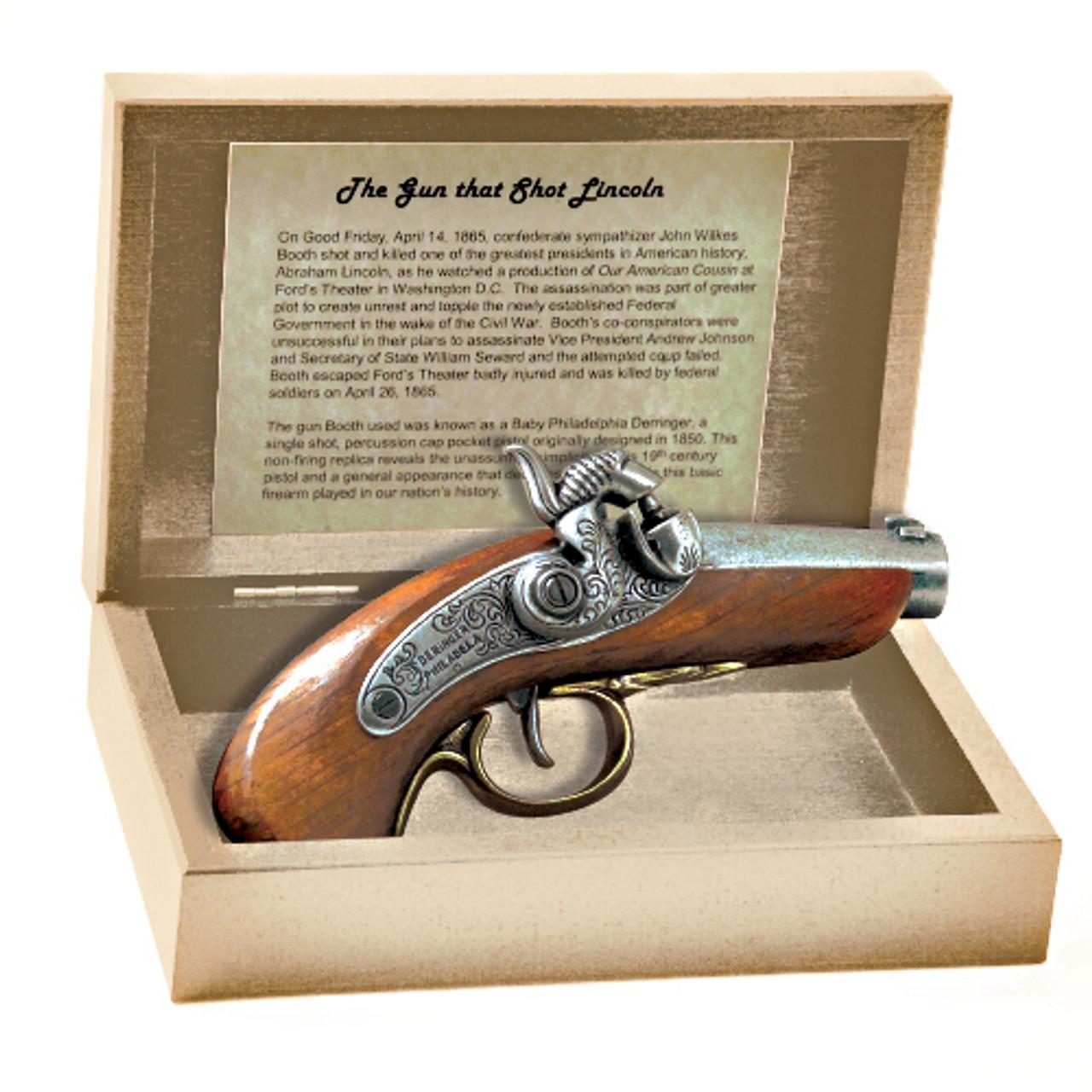 The Gun That Shot Lincoln