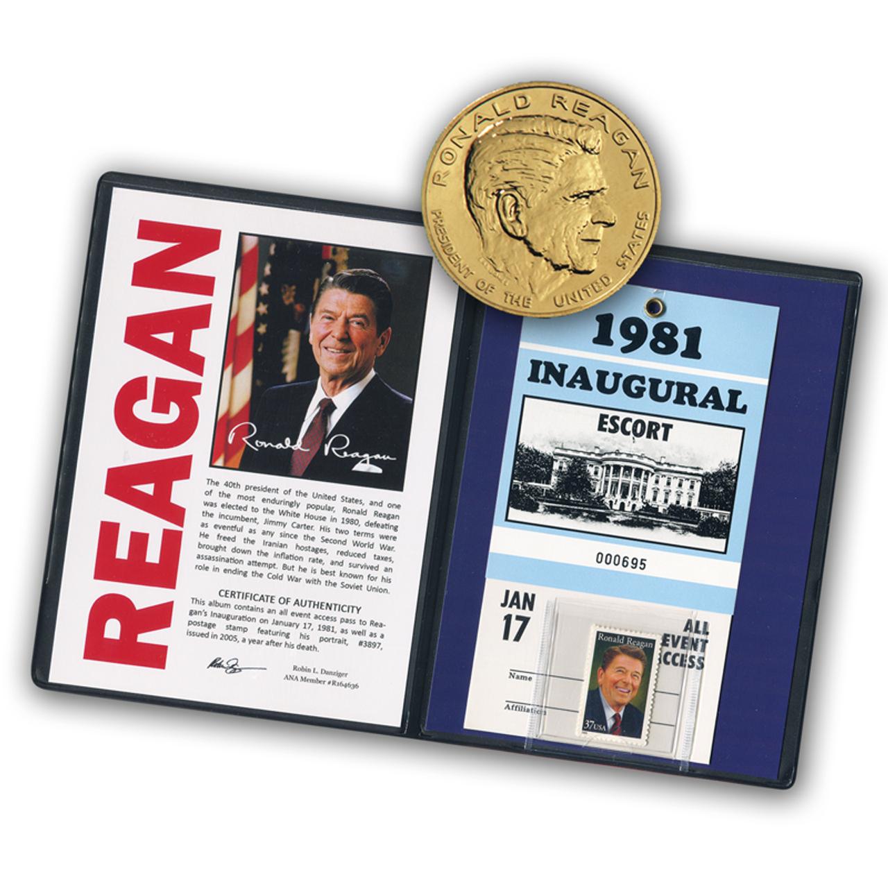President Ronald Reagan Inaugural Collection