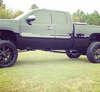 Custom Chevy/GMC 1500 (1/2 Ton) Traction Bars (2in Diameter) (200961)