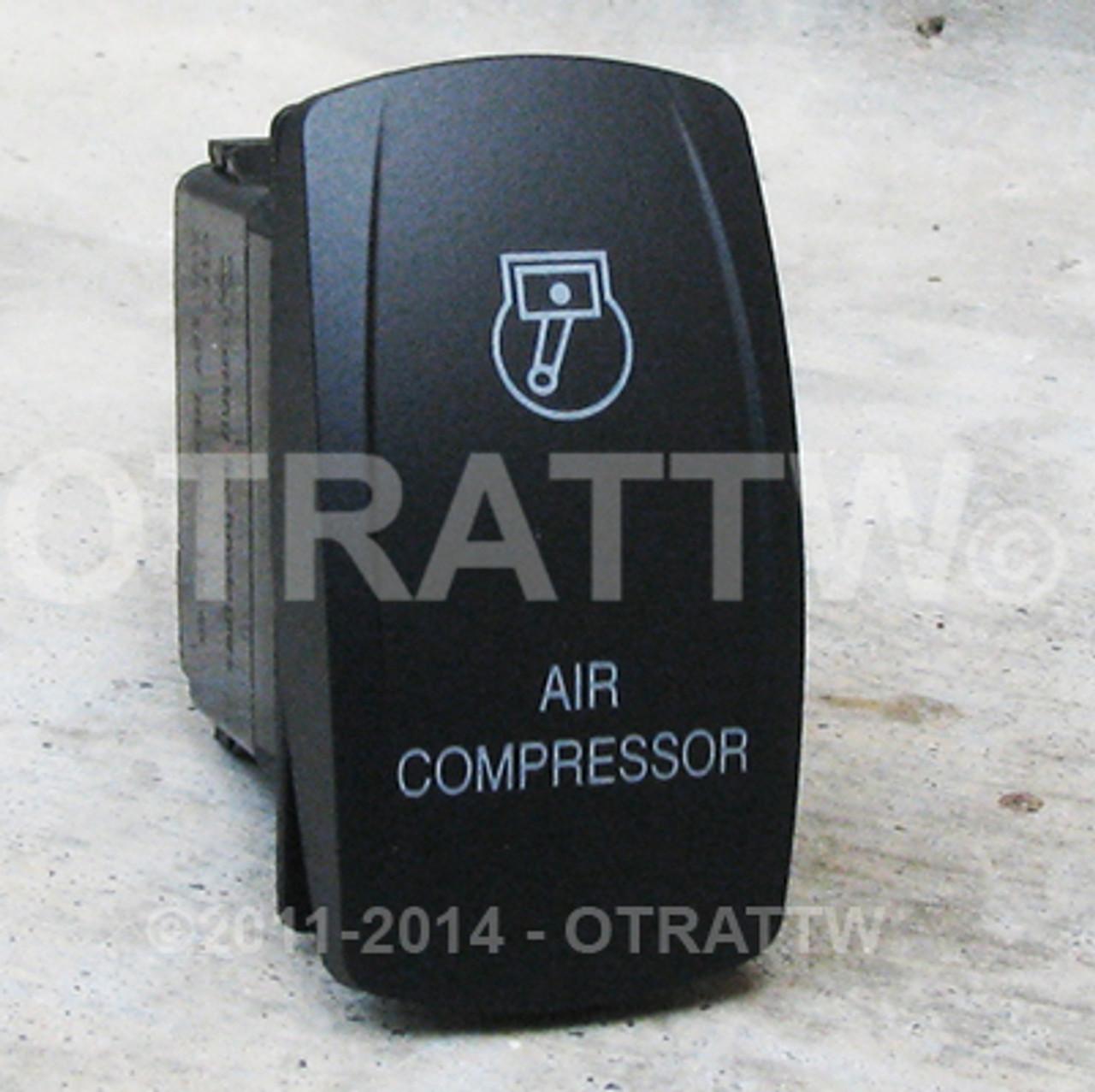 Air Compressor Rocker Switch - Contura V (VVPZC9A-5AC1)