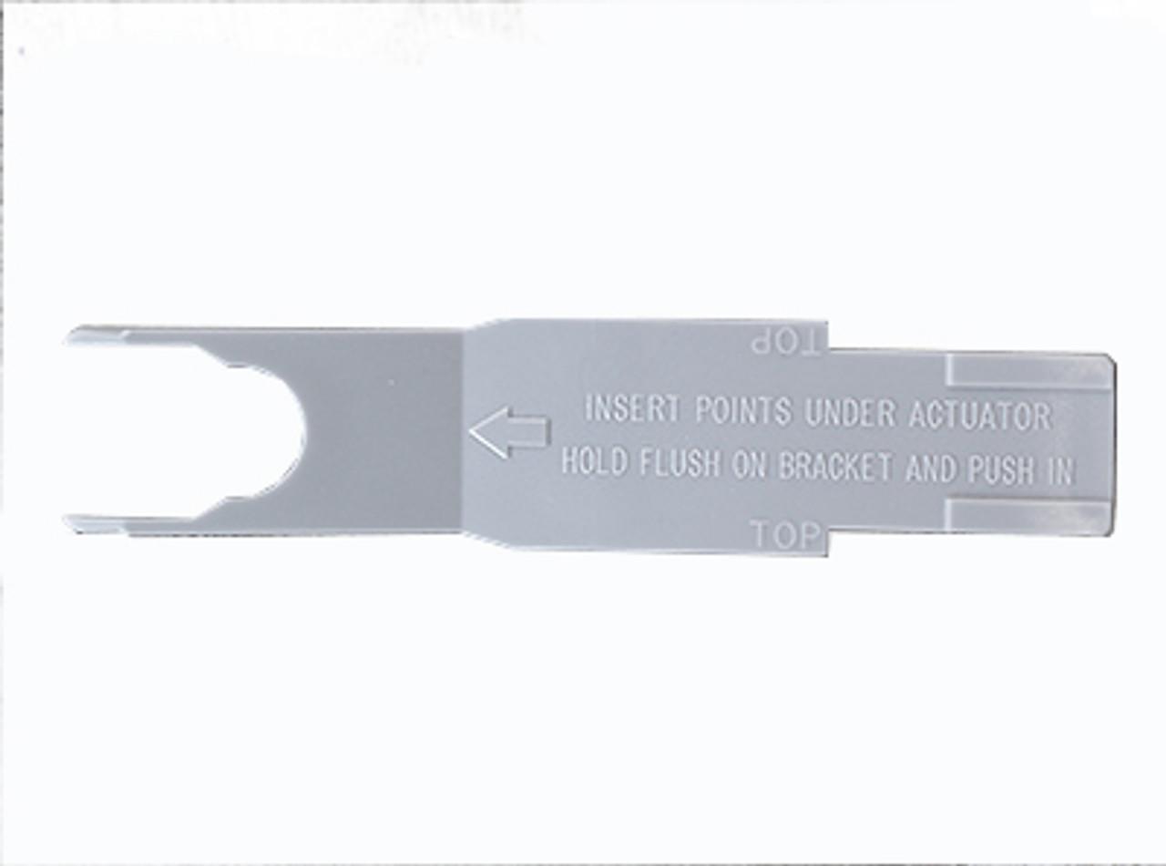 Actuator Tool - Contura V (VRT-CAR)