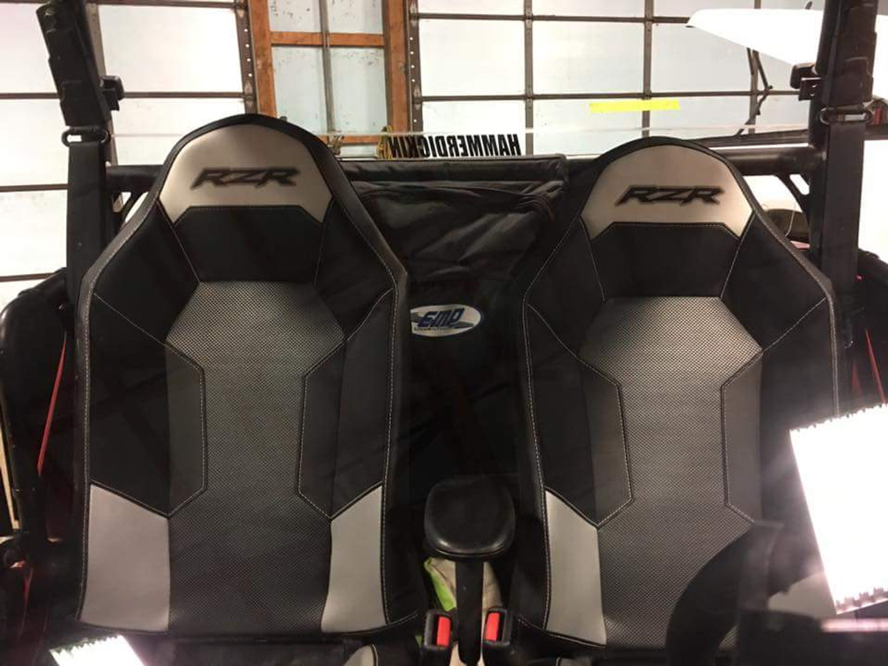Driver's side LOWERING AND RECLINING SEAT BASE