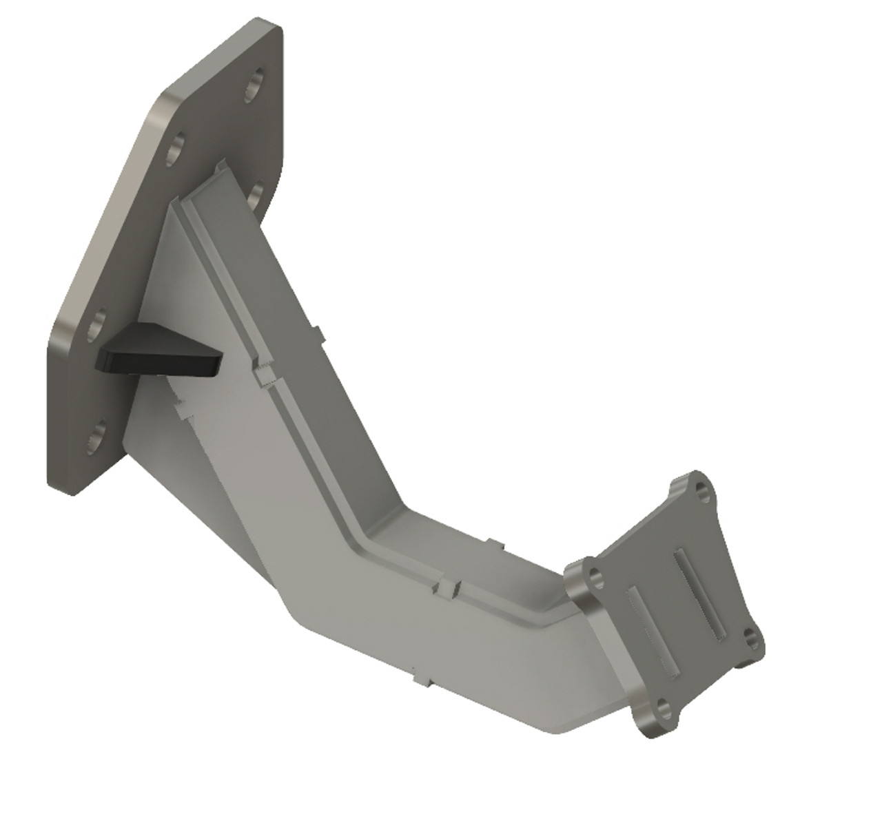 6.6L Duramax Side Mount Adapter | 201056