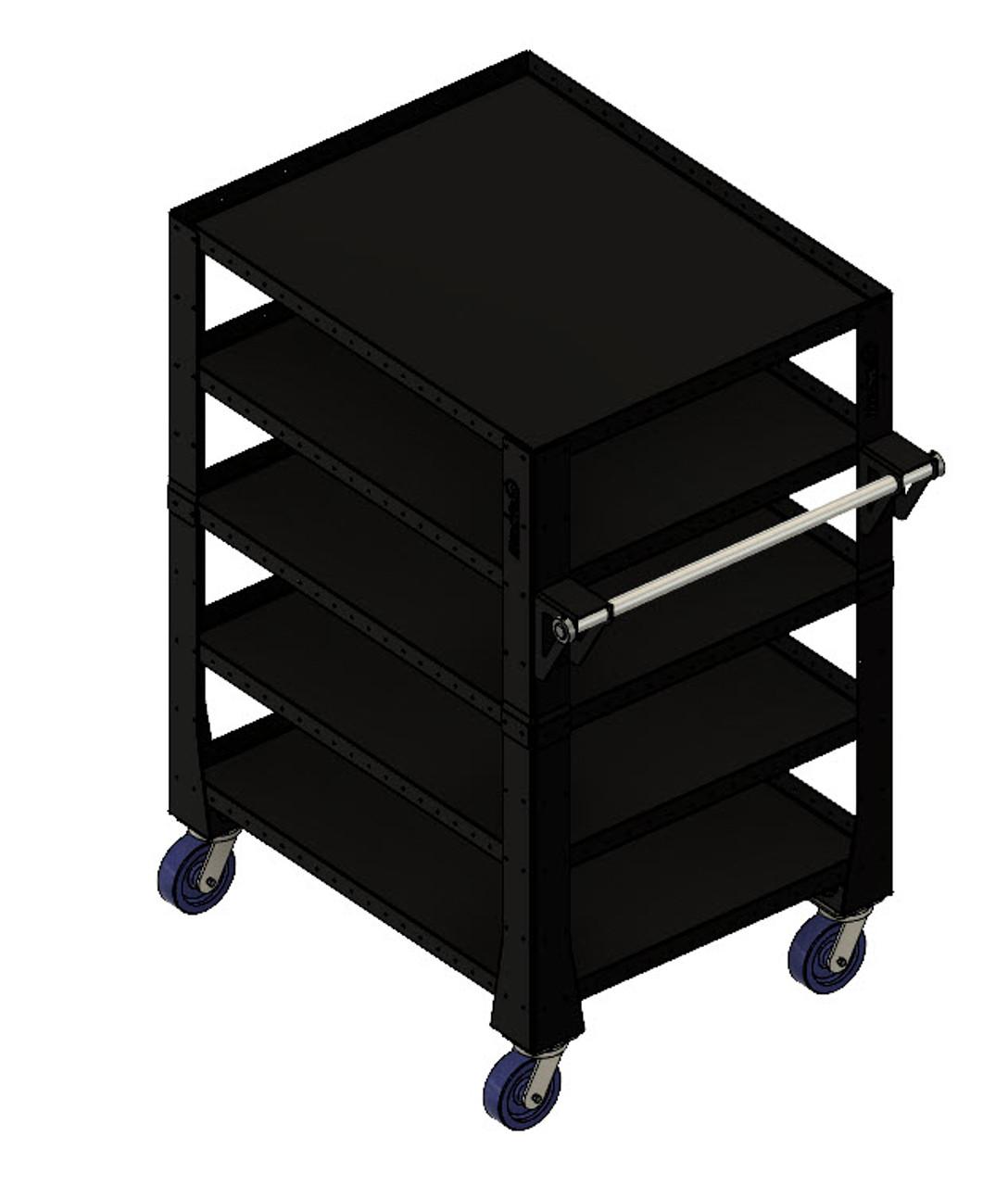 Professional Grade Push Cart | 34in X 42in | 201062