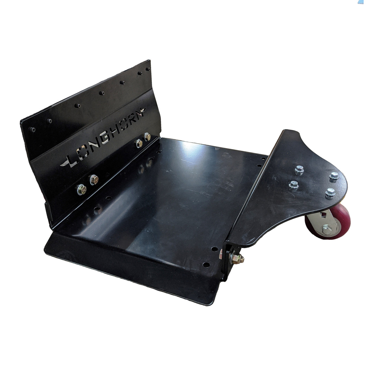 Industrial Push Cart Aircraft Tire Carrier Attachment | Hardware Included | 201073