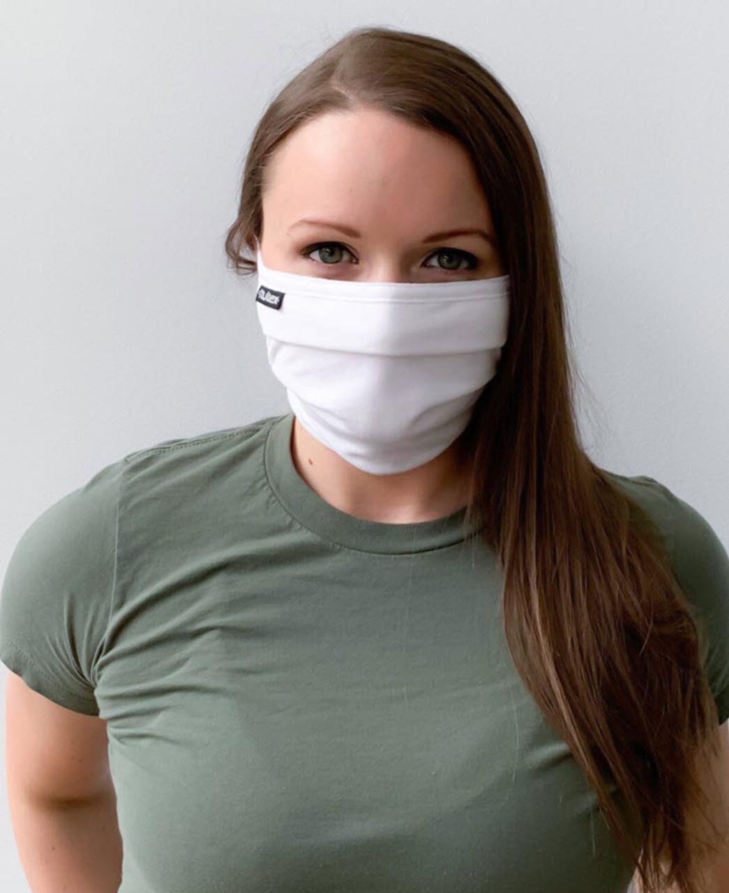 Tultex Soft Cotton Face Cover | 100% USA Cotton | 201079