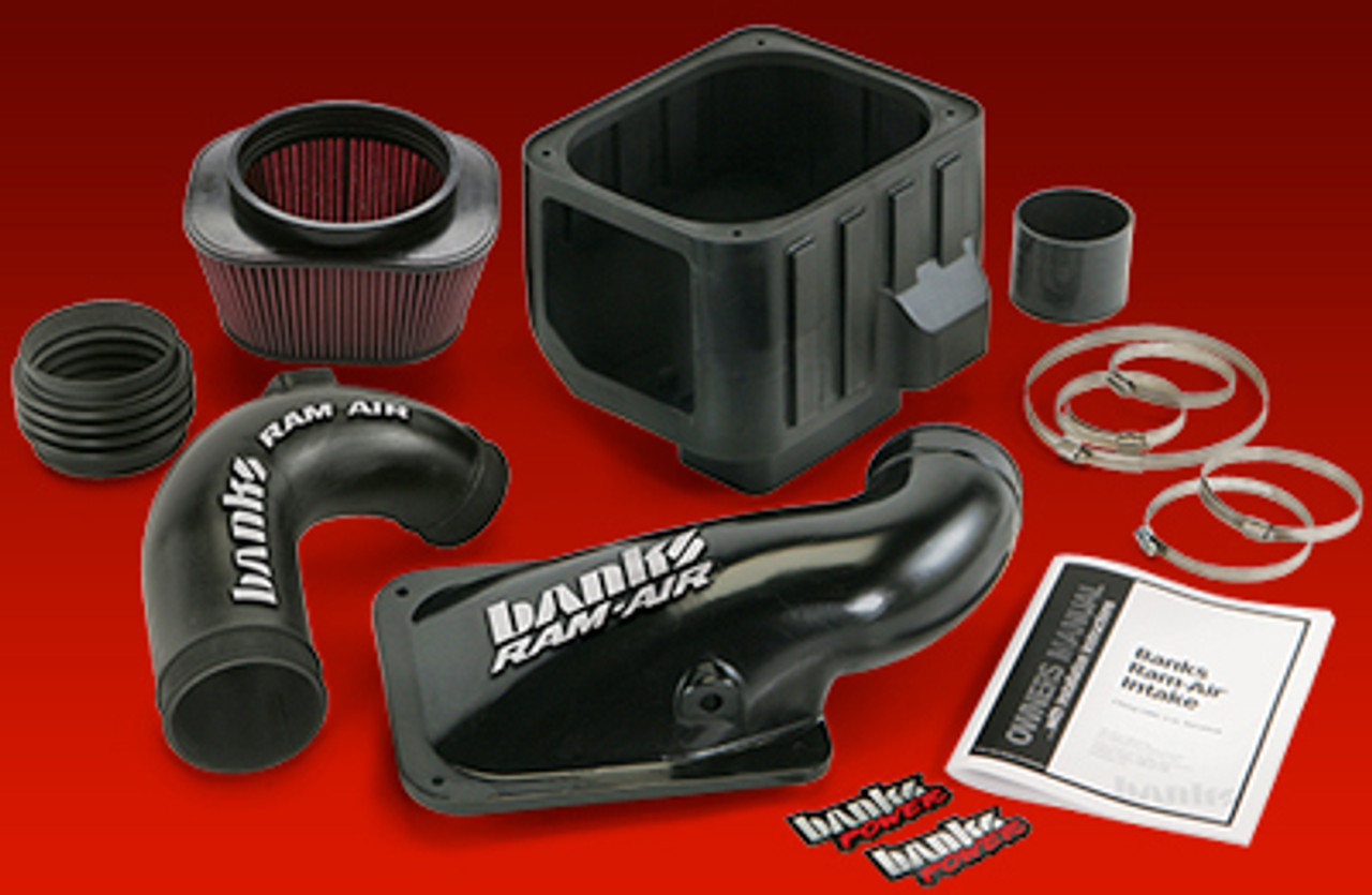 Banks Ram Air Intake ('04-'05LLY) (42135)