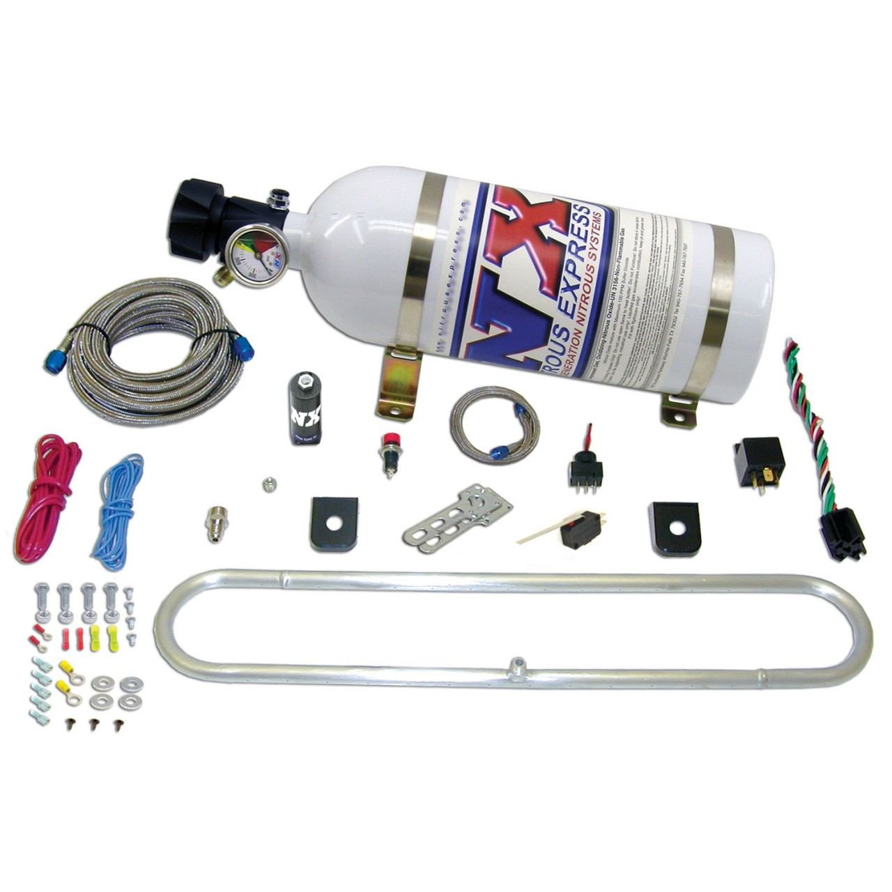 N-TERCOOLER system for CO2 WITH 5LB BOTTLE (20000CR-05)
