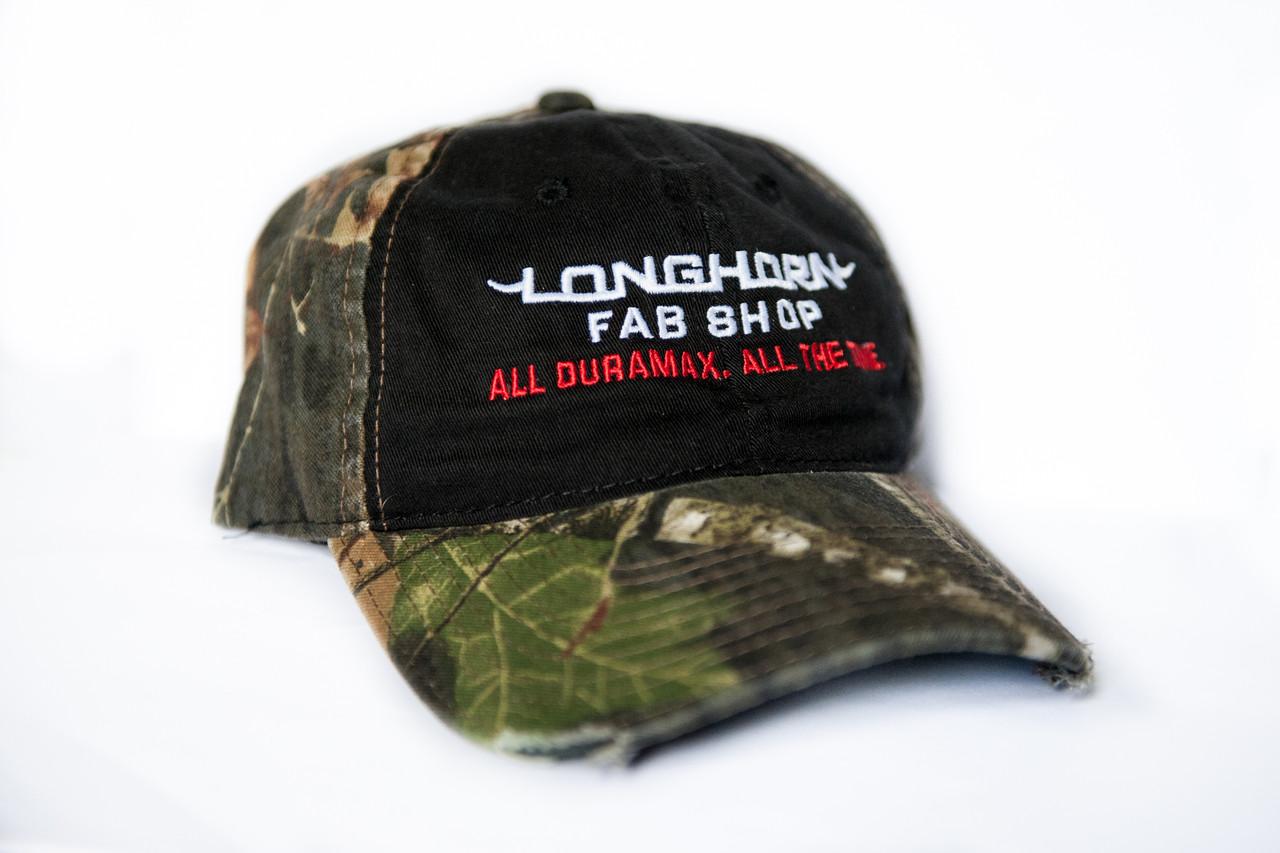 Longhorn Fab Shop Mossy Oak Hat (200930)