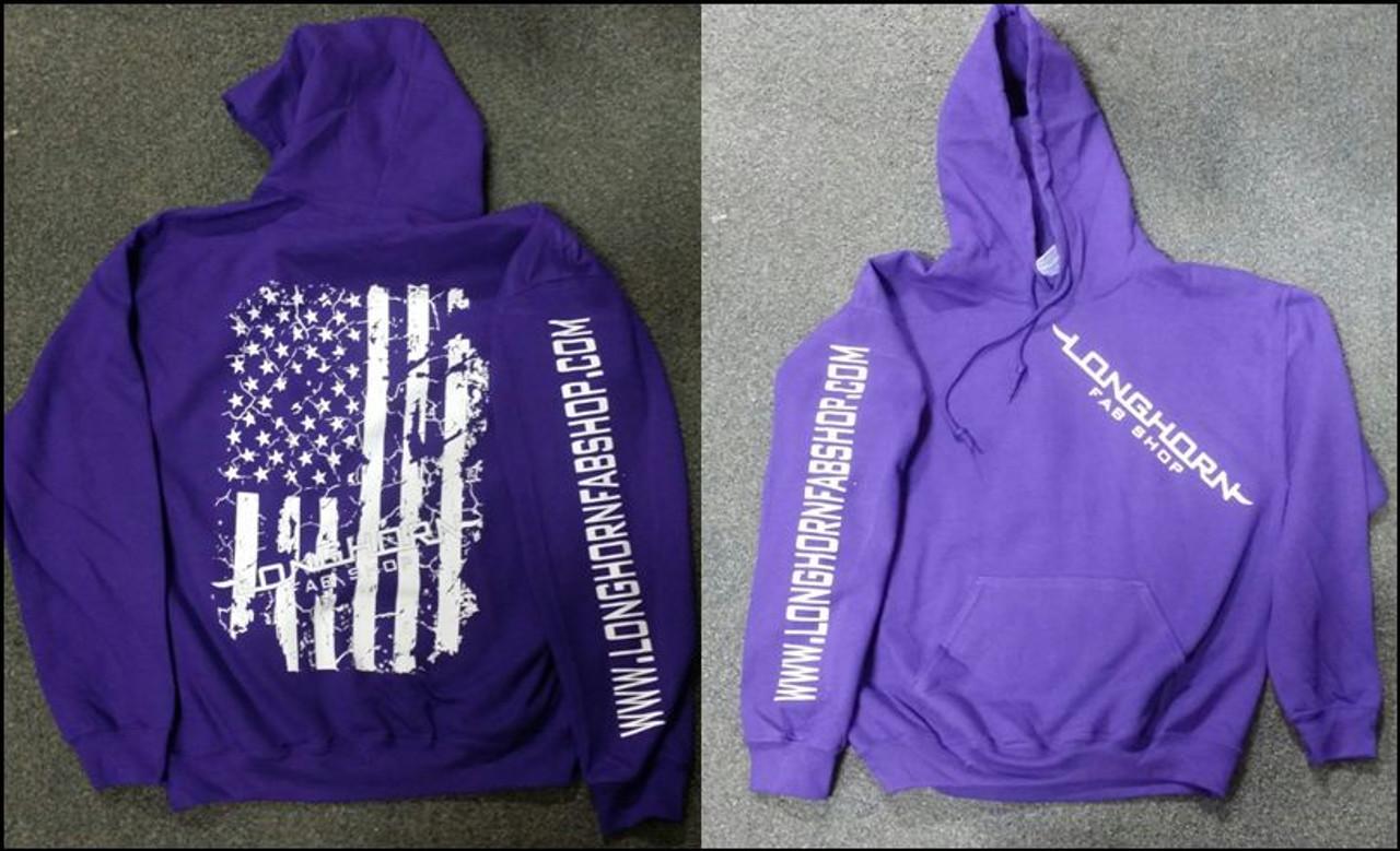 Longhorn Fab Shop Freedom Hoodie (200965)