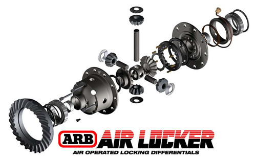 "ARB GM/AAM 9.25"" IFS Air Locker (RD197) (EAT19622 Replacement)"