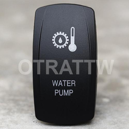 Water Pump Rocker Switch - Contura V (VVPZCWP-5001)