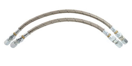 Deviant 70500 Power Steering Lines, Fits 01-10 GM Duramax