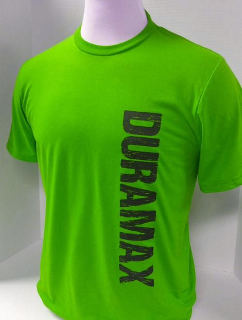 DuramaxGear Neon Vertical Sharp Stencil Tee