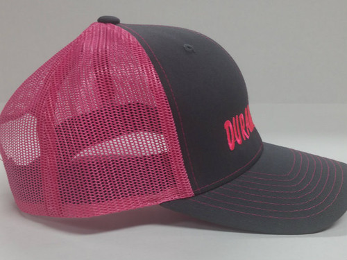 DuramaxGear Gray/Pink Duramax Girl Snapback