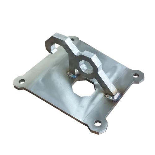 RZR | 1000XP | Heavy Duty Rear Plate | RZR-201022
