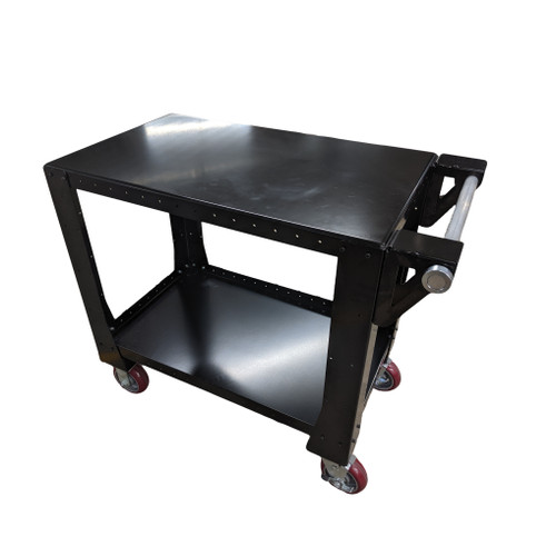 Professional Grade Industrial Push Cart