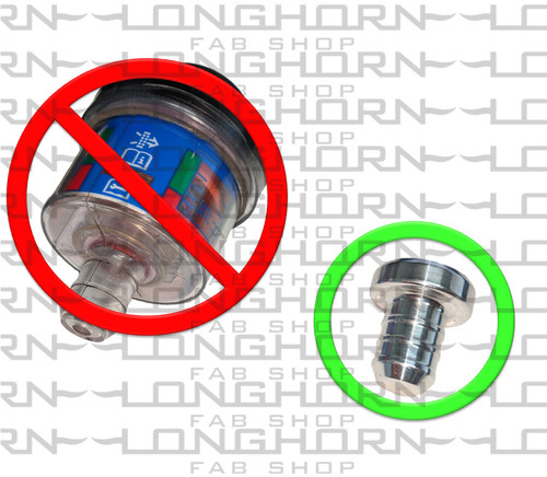 Air Intake Filter Indicator Plug | 201058