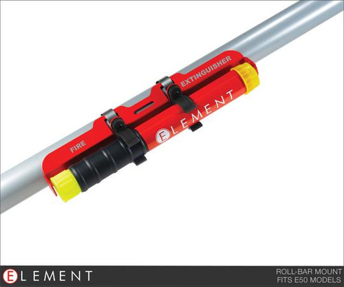 Element E50 Portable Fire Extinguisher Roll Bar Mount | 60200