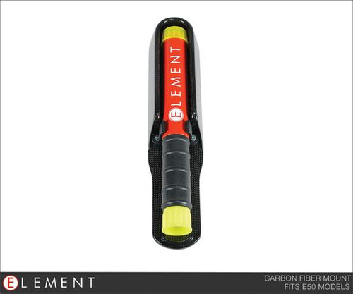 Element E50 Portable Fire Extinguis Interior Carbon Fiber Mount  | 60400