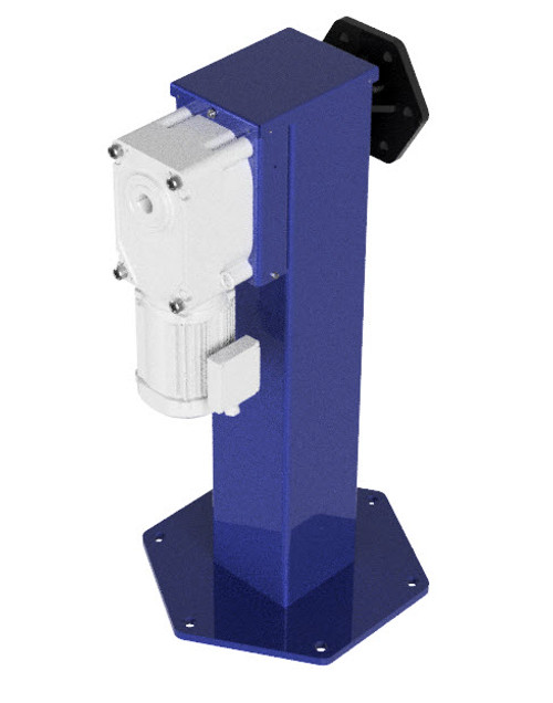 Professional Grade Rotating Engine Stand | Floor Mount | 201052-FM