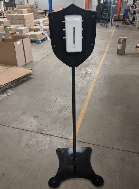 Hand Sanitizer Dispenser Stand   Touchless Dispenser   1/2 Gal Sanitizer    UNBOXED/BULK PACKED   201089