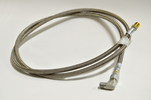 Stainless Steel Braided Boost Gauge Line (200919)