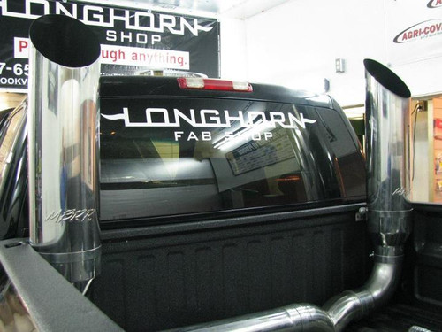 40in Decal (Front or Rear Window) (200924)
