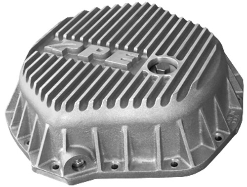 PPE Heavy Duty Rear Aluminum Differential Cover - Raw (138051000)