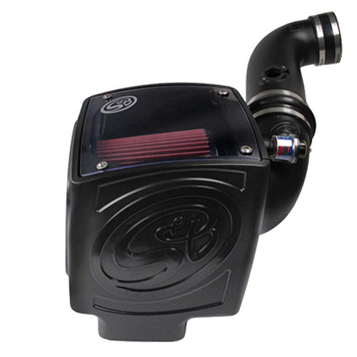 S&B Cold Air Intake w Oiled Filter (2011-2012 LML) (75-5058)