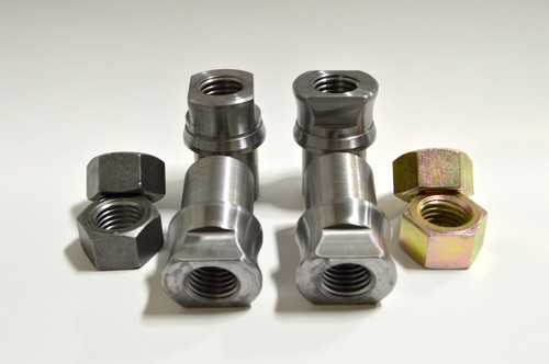 1.125in-7 Thread Weld In Bungs (Set of 4) (200954)