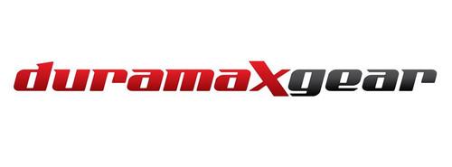DuramaxGear - Distressed Duramax Tee - Black and White (T14008-WH)